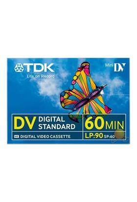 TDK Dvm 60 Kamera Kaseti