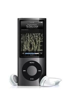 Junglee M1 8GB MP3/MP4/MP5 Çalar Siyah