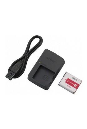 Sony Acc-Csfg Şarj Cihazı Ve Yedek Batarya Seti