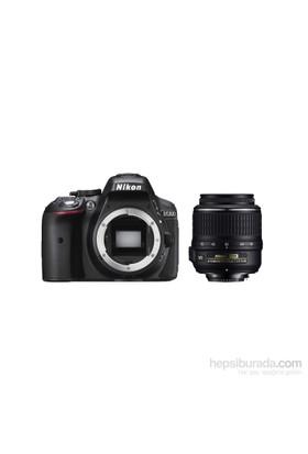 Nikon D5300 + 18-55 Vr + Çanta + 16 Gb Hafıza Kartı