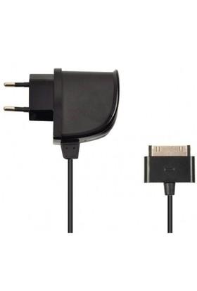 Muvit Siyah iPod, iPad Priz Şarj Cihazı (10052)