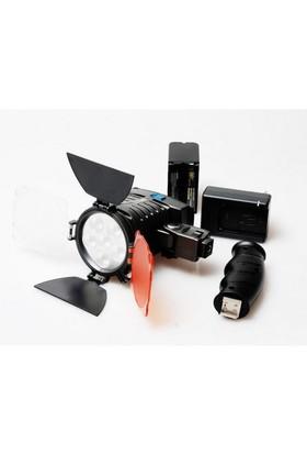 Dp 6 Led Kamera Işığı T-1000