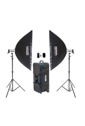 Hensel Integra 500W 2'Li Pro Plus Fm Paraflaş Set