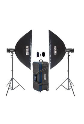 Hensel Expert D500 2'Li Paraflaş Set
