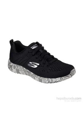 Skechers 12737 Bkw Burst Koşu Ve Yürüyüş Ayakkabısı