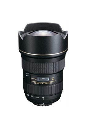 Tokina 16-28mm F2.8 AT-X PRO FX Objektif Nikon Uyumlu