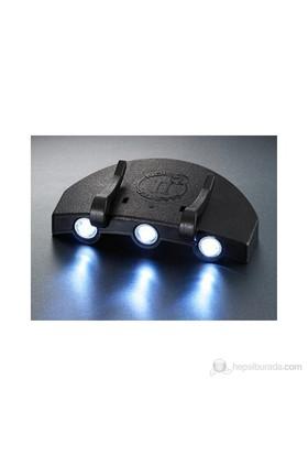 N-Rit Ultra Bright 3 Ledli Şapka Lambası NSC308G2 (200271)