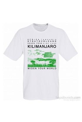 Tk Collection Kilimanjaro T-Shirt Large