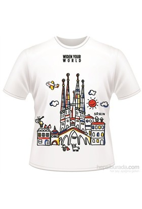 Tk Collection Spain T-Shirt Large