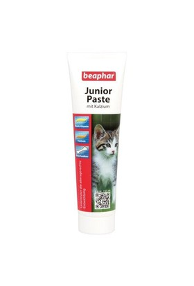 Beaphar Duo Junior Paste - Yavru Kedi Multivitamin Macun