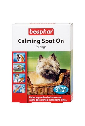 Beaphar Calming Spot On For Dogs – Köpekler İçin Sakinleştirici Damla
