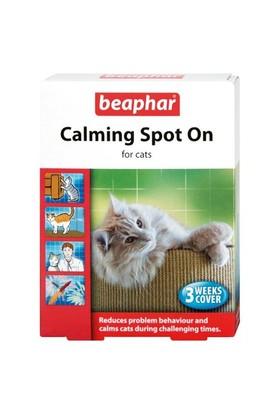 Beaphar Calming Spot On For Cats – Kediler İçin Sakinleştirici Damla