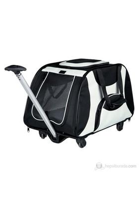 Trixie Pet Taşıma Çantası , 34×43×67Cm , Siyah/Gri