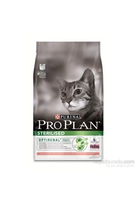 Pro Plan Kısırlaştırılmış Kediler İçin Somonlu Ve Ton Balıklı Kedi Maması - 10 Kg (STERILISED Salmon&Tuna)