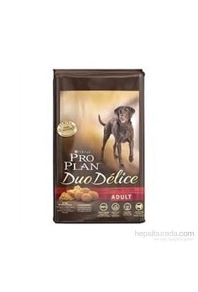 Pro Plan Duo Delice Sığır Etli Yetişkin Köpek Maması 2,5 Kg