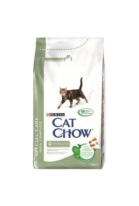 Cat Chow Sterilized Hindili Kısırlaştırılmış Kedi Maması 1,5 Kg