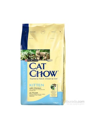 Purina Cat Chow Kitten Chicken 15 Kg