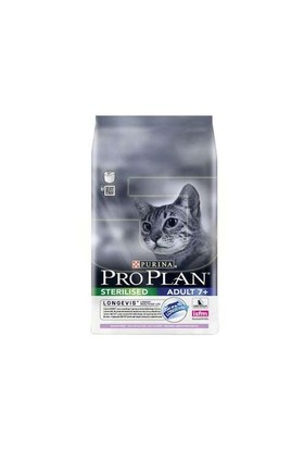Pro Plan Kedi Sterilised Hindi Yaşlı 1,5 Kg