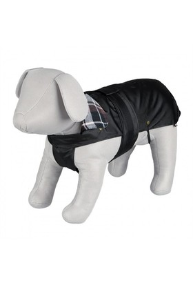 Trixie Köpek Paltosu Ve Yağmurluğu M 45Cm Siyah