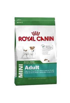 Royal Canin Mini Adult Yetişkin Köpek Maması 4Kg