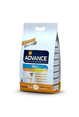 Advance Mini Adult Küçük Irk Yetişkin Köpek Maması 3 Kg