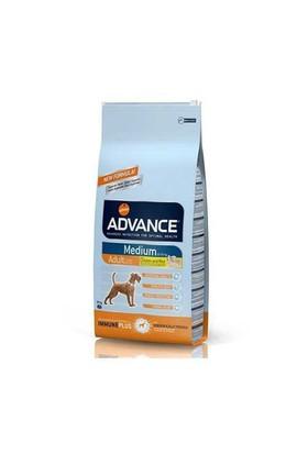 Advance Medium Adult Chicken Tavuklu Orta Irk Köpek Maması 3 Kg