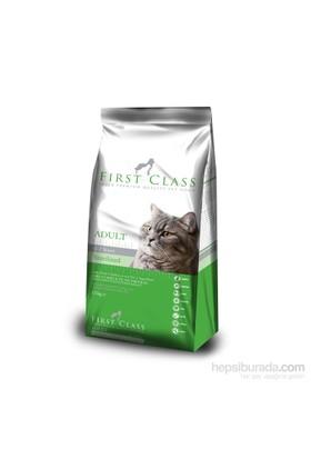 First Class Tavuk Etli Pirinçli Kısırlaştırılmış Yetişkin Kedi Maması 12 Kg