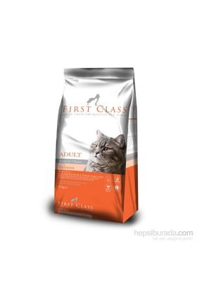 First Class Somonlu Pirinçli Yetişkin Kedi Maması 12 Kg