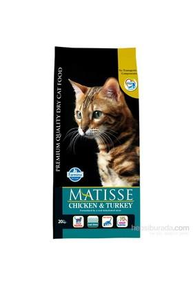 Matisse Tavuk&Hindi&Sebzeli Kuru 20 Kg Kedi Maması