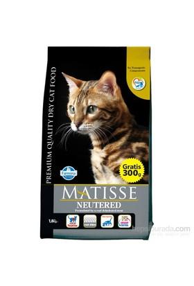 Matisse Neutered Kısırlaştırılmış Kuru 1,8 Kg Kedi Maması