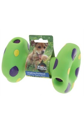 Happy Pet Wiggly Giggly Dumbell 57521 Köpek Oyuncağı
