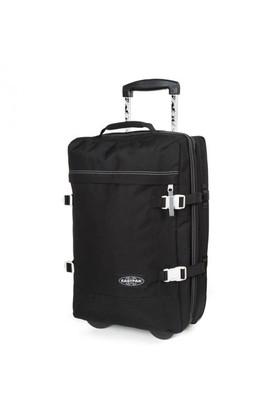 Eastpak Tranverz Small Side Black Tekerlekli Bavul