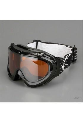 Cebe Mystic M Siyah-Kavuniçi Kayak Ve Snowboard Gözlüğü