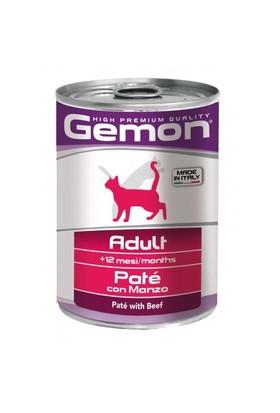 Gemon Sığır Etli Ezme Kedi Konservesi 400 gr