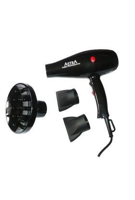 Astra 8812 Turbo Professional 2200W Kuaför Fön Makinesi(2 Ağız+1 Vigo)
