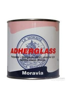 Moravia Adherglass Zehirli Boya Astarı 3 Kg