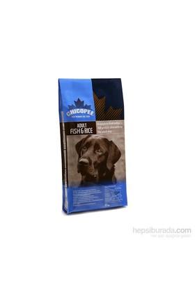 Chicopee Balıklı Ve Pirinçli Yetişkin Kuru Köpek Maması 15Kg