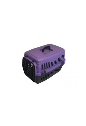 Pet Style Kedi Ve Köpek Taşıma Çantası Mor 50 Cm
