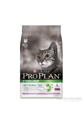 Pro Plan Kısırlaştırılmış Kediler İçin Tavuklu Ve Hindili Kedi Maması - 3 Kg