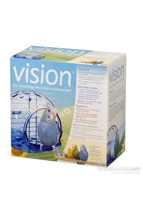Vision Plastik Kuş Banyoluğu