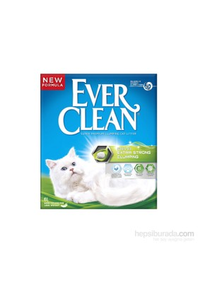 Ever Clean Ekstra Güçlü Kokulu Kedi Kumu 6 Kg