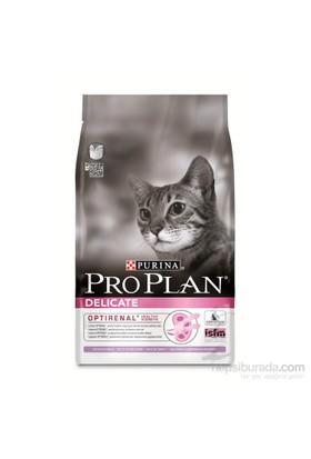 Pro Plan Hassas Ve Seçici Yetişkin Kediler İçin Hindili Pirinçli Kedi Maması 3 Kg (DELICATE Turkey&R