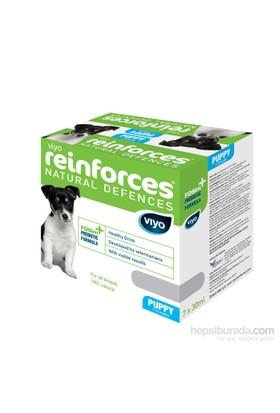 Viyo Reinforces Natural Defences Dog - Puppy 7X30ml Besin Takviyesi