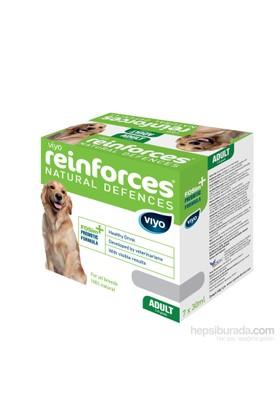 Viyo Reinforces Natural Defences Dog - Adult 7X30ml Besin Takviyesi