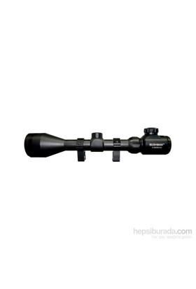 Bushman 3-9X50eg Çift Işıklı Tüfek Dürbünü