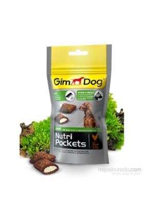 Gimdog Nutripockets Shine Köpek Ödülü 45Gr