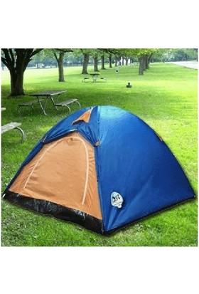Uygun 4 Kişilik Kolay Kurulumlu Kamp Çadırı