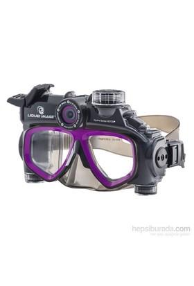 Liquid Image HYDRA HD FULL HD720P 12.0MP Video Dalış Maskesi