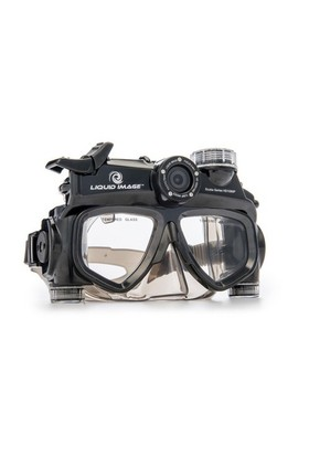 Liquid Image Scuba Mask Full Hd 1080P 12.0Mp Video Dalış Maskesi