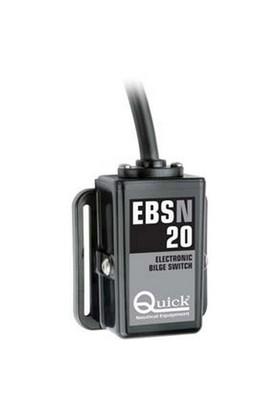Quick Elektronik Sintine Flatörü. 12/24V. 85X35mm H. No: 020